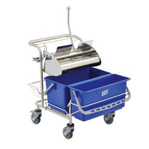 Úklidový vozík pro čisté prostory Clino® CR1 FP-CR