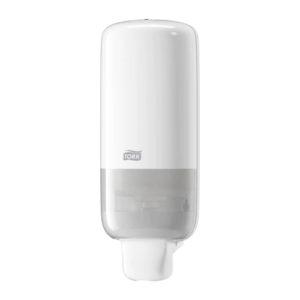 Tork zásobník na pěnové mýdlo v designu Elevation je vhodný pro jakékoli toalety a umývárny a lze jej používat v kombinaci s širokou nabídkou Tork produktů pro péči o pokožku v hermeticky uzavřených lahvích. Snadno se používá a všem uživatelům nabízí dokonalou hygienu rukou. Zásobníky Elevation se vyznačují funkčním a moderním designem, který na vaše hosty udělá trvalý dojem.