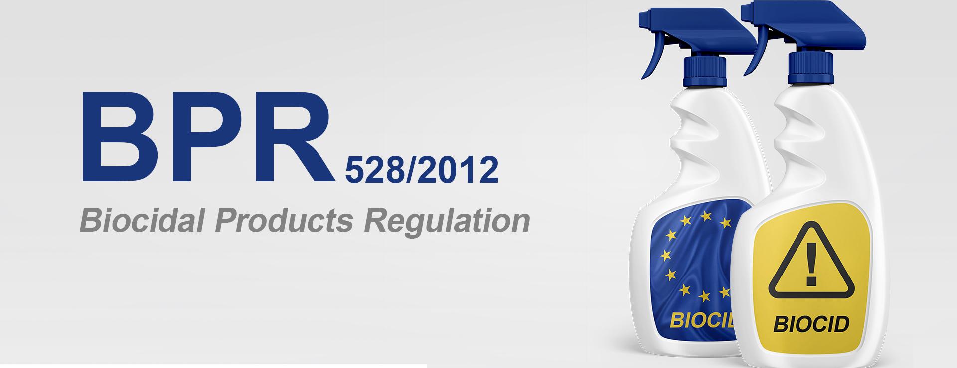 Porozumění nařízení o biocidních přípravcích (BPR – Biocidal Products Regulation)