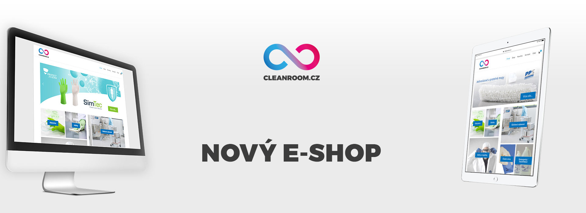 cleanroom.cz - e-shop